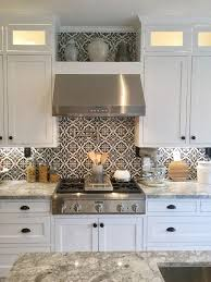 Kitchens With Backsplash Interior
