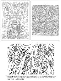 hippie coloring book hippie kitsch printable bohemian coloring book pdf by candy hippie candyhippie