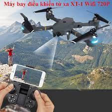Flycam mini, Máy bay điều khiển từ xa XT-1 kết nối Wifi quay phim chụp ảnh Full  HD 720P tại Hà Nội