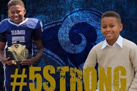 11-Year-Old Dies of Brain Aneurysm Three Days After Collapsing after  Football Practice