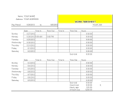 Payroll Time Sheets Free Download Multiple Employees Weekly Excel Template Employee