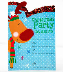 Free Christmas Invitation Template Free Christmas Party Invitations Template Wilkesworks