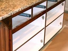 Drawer Kitchen Cabinets Kitchen Kitchen Cabinet Drawer Replacement Home Interior Design