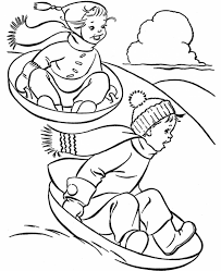 Free interactive exercises to practice online or download as pdf to print. Free Printable Winter Coloring Pages For Kids