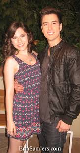 Logan and Camille (Erin Sanders) <3 | Erin sanders, Logan henderson, Best  tv couples