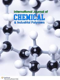 Chemistry Cover Page Designs International Journal Of Chemical And Industrial Polymers