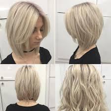 lovely short bob hairstyle idea