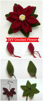 Crochet Flower Pattern Delectable Crochet Flowers 48 FREE Crochet Flower Patterns DIY Crafts