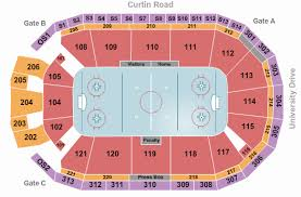 Compton Ice Arena Seating Chart Buy Michigan Wolverines Hockey Tickets Front Row Seats