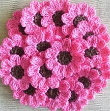 Fiori crochet pagina 4 fotogallery donnaclick
