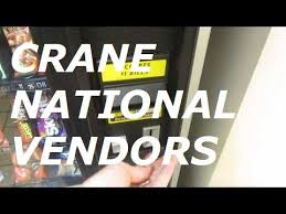 How To Hack A Crane National Vending Machine Fascinating Refurbished Crane National 4848 Coffee Machine