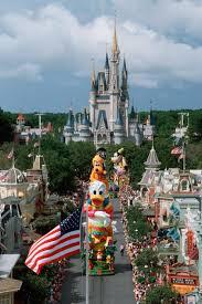 surprise celebration parade at magic kingdom park