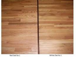 differences between red oak and white oak hardwood flooring color graining hardness cost red oak vs white oak hardwood