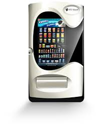 Diji Touch Vending Machine