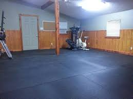 bright idea workout mats for basement floor rubber horse stall used as flooring for home gym