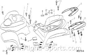 similiar alpha sport lg 90 parts keywords lg 90 atv d 15 fender 90cc