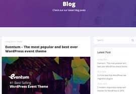 Best Sidebar Designs Themeum Gets A Whole New Design With The Best Ever User