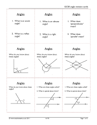 brilliant ideas of angles worksheets ks4 withs revision teaching resources teachit stunning maths gcse pdf and