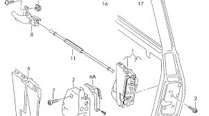 door handle for remendation vw polo door handle embly and vw sharan drivers door handle