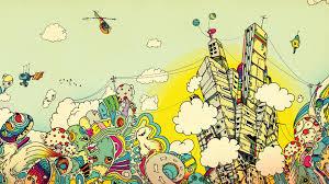 art: Doodle Art Wallpaper 4k