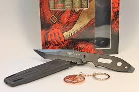 gurkha gift set with knife