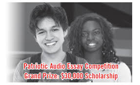 "voice of democracy scholarship essay contest prize  the voice of democracy scholarship essay competition is now taking entries for this year s theme ""american history our hope for the future "" and is open to"