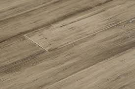 bamboo flooring gray grey strand yanchi mm distressed wide plank lock solid woven hom