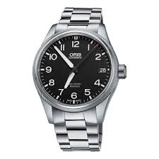 oris big crown propilot date automatic men s watch 0010223 oris big crown propilot date automatic men s watch