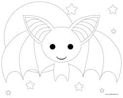 Cute Halloween Coloring Pages For Kids Free Halloween Coloring Pages For Adults Kids Happiness