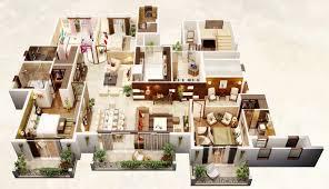 4 Bedroom House Designs New Design Inspiration