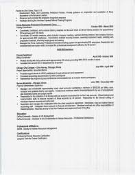 Resume College Degree Resume For Your Job Application