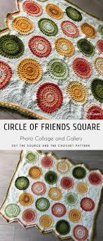 Circle Crochet Pattern Unique Inspiration Design
