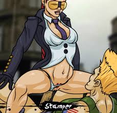 Street fighter fuck hentai game
