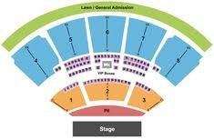 Gorge Amphitheater Seating Chart 8 Best Theatre Seating And Park Maps Images Theater