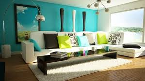 living room paint ideas 2015. living room paint colors with blue wall and white sofa ideas 2015