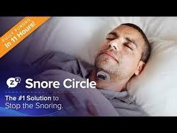 <b>Snore Circle Smart</b> Anti-Snoring Throat Muscle Stimulator | Mixon ...
