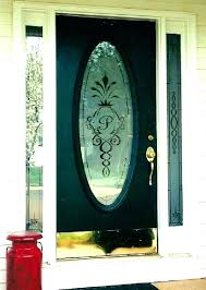 wood door with glass insert front door glass insert front door glass replacement inserts front door