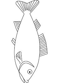 Fish Template Printable Fish Patterns Printable Fish