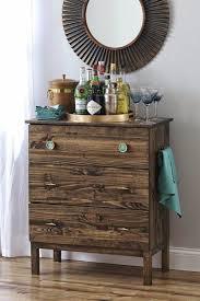ikea tarva dresser refinished. 1 IKEA TARVA Dresser, 25 Different Ways | Apartment Therapy - Bar Cart From My Fabuless Life Ikea Tarva Dresser Refinished K