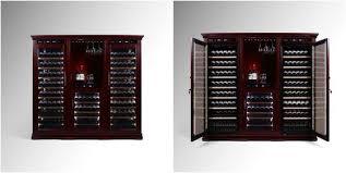 VinBro bo Wine Cellar Cabinet mercial Furniture Wine Rack