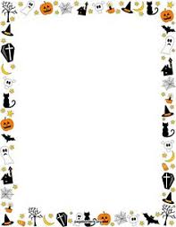 halloween candy clipart border. Contemporary Clipart Free Halloween Borders Clip Art Page And Vector Graphics Intended Candy Clipart Border