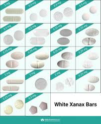 They're great for all ages. Xanax Bars What Do The Different Colors Mean