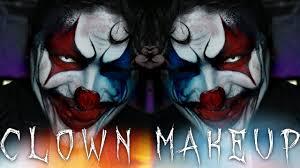 y clown makeup tutorial w alex faction beautyvlogs