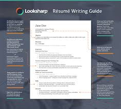 r eacute sum eacute templates and visual guide resume writing guide and tips