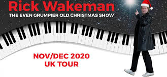<b>Rick Wakeman:The</b> Even Grumpier Old Christmas | Hull New ...