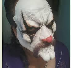 evil clown make up by spiglo deviantart on deviantart