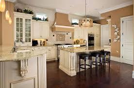 off white cabinets dark floors. Plain Floors Antique White Cabinets With Wood Floors Kitchen  And Dark Engineered Mahogany  With Off White Cabinets Dark Floors F