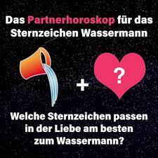 Partnerhoroskop Wassermann Stier Ziehen Sie Einander An