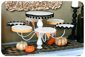 chandeliers chandelier cupcake stand trash to treasure the crafting trimmed home goods chandelier cupcake stand