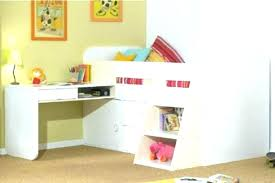 bunk bed office underneath. Bed With Desk Under Kids Bunk Beds Underneath Image Of Combo Walmart Office